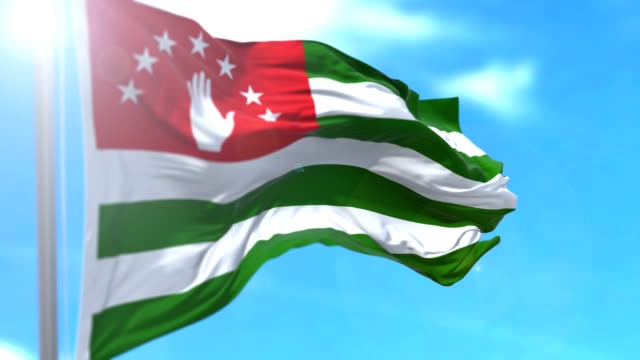 abhkazia flag