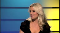 Abi Titmuss stars in theatre comedy 'The Naked Truth' Abi Titmuss LIVE STUDIO interview SOT On 'The Naked Truth' being a comedy but also looking at...