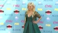 Abigail Breslin at 2013 Teen Choice Awards Arrivals on 8/11/2013 in Universal City CA