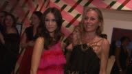 Abigail Spencer Angelique Soave at the The Museum Of Contemporary Art Los Angeles Presents The Annual MOCA Gala at Los Angeles CA