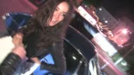 Abigail Spencer arrives at Bar Marmont in West Hollywood 01/28/12 in Celebrity Sightings in Los Angeles