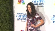 Abigail Spencer at 2011 American Giving Awards in Los Angeles CA