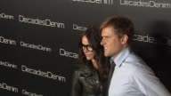 Abigail Spencer at the Decades Denim Launch Party at Beverly Hills CA