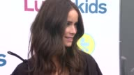 Abigail Spencer at the Lucky Magazine And Target Celebrate Launch Of Lucky Kids Magazine at Hollywood CA