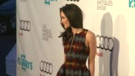 Abigail Spencer at the Opening Night Preview Party Of The LA Antique Show Benefiting PS Arts at Santa Monica CA
