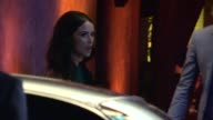 Abigail Spencer departs the AMC Emmy After Party at Lure in Hollywood 09/23/12