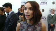INTERVIEW Abigail Spencer on being part of the PCA nominations what makes the PCAs special and talks about their new digital categories at The Paley...