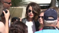 Abigail Spencer on June 17 2015 in MonteCarlo Monaco