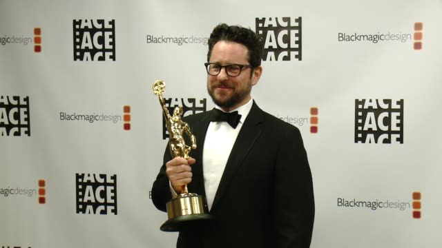 JJ Abrams at 67th Annual ACE Eddie Awards in Los Angeles CA