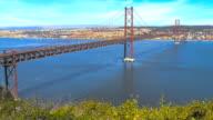 Abril Bridge – Lisbon, Portugal