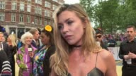 Abby Clancy interview SOT