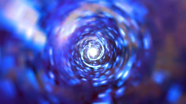 Abstrakte Beschleunigung Lichtgeschwindigkeit