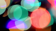 Abstract background, Boke- HD VIDEO