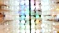 Abstrakte transparenten Hintergrund mit Quadraten