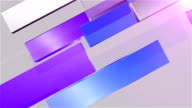Abstract Background-purple and blue