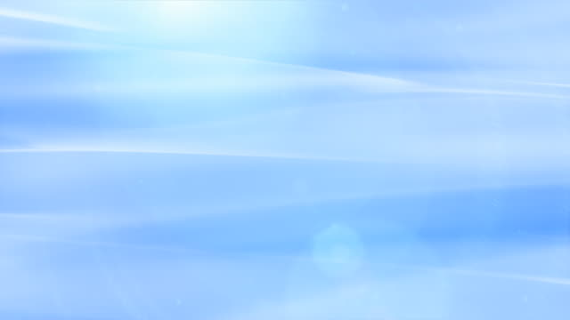 Abstract blue animation background