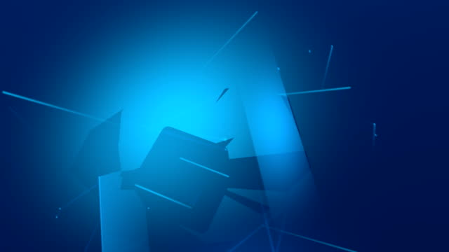 Abstract Blue background HD
