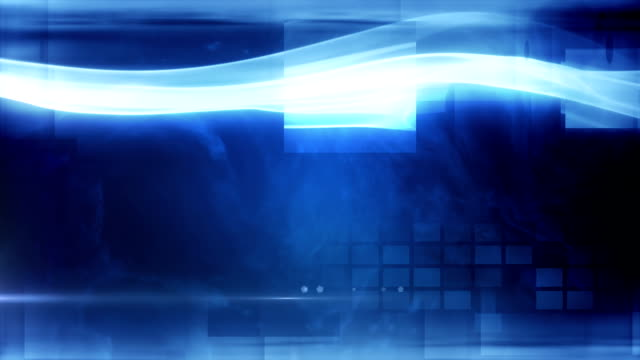 Abstract Business Background (dark blue) - Loop