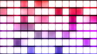 Abstract changing lights animation