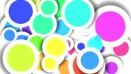 Abstract Colored Circles HD