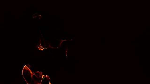 Astratto sfondo scuro