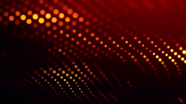Abstract Dark Dots (Loopable)