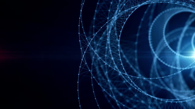 Abstract Geometric Background. HD1080 Motion Graphics