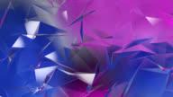 Abstrakte Geometrische Hintergrund-HD