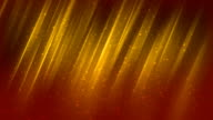 Abstract gold video background. LOOP