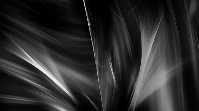 Abstrakt graue Kurven (Endlos wiederholbar