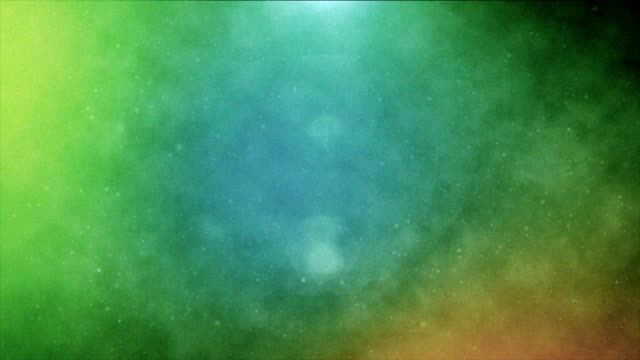 abstract green background animation