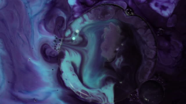 Abstract Liquid Background.