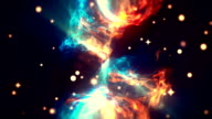 abstract nebula loopable background