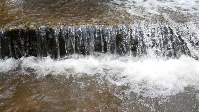 Abstrakte von Wasserfall