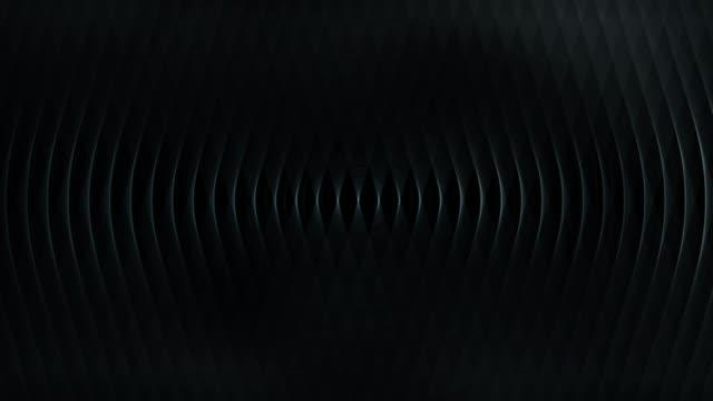 Abstract achtergrond van de deeltjes, lus