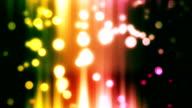 Abstrakt Partikel Endlos wiederholbar Hintergrund