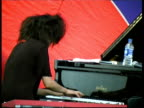 Abstract pianist Hiromi, Great Britain