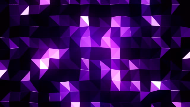 Abstract Purple Background (Loopable)