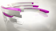 Abstract Rings Background Loops - (HD)