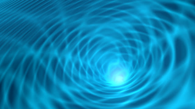 Abstract ripples background