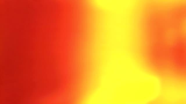 Abstract slow film burn. HD