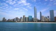 Abu Dhabi skyline and Corniche