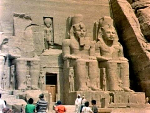 Abu Simbel#1, Tempel von Ramses II