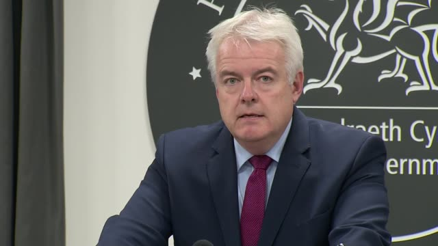 Carl Sargeant suicide Carwyn Jones defends actions Cardiff Welsh Government headquarters INT Carwyn Jones AM press conference SOT I properly did all...