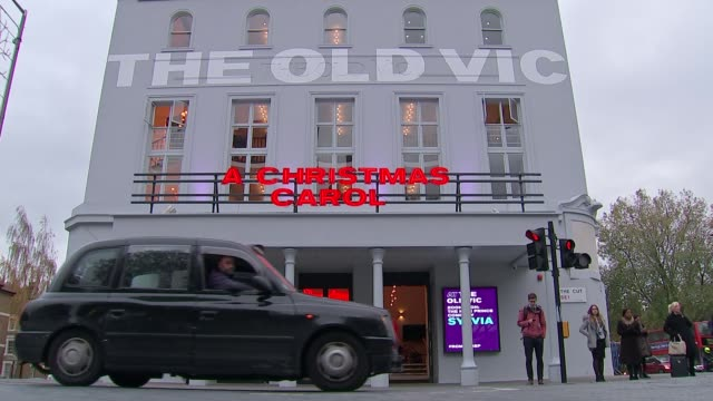 Kevin Spacey accused by 20 people of 'inappropriate behaviour' during time at Old Vic ENGLAND London Waterloo EXT General view The Old Vic theatre...