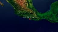 Acapulco 4K  Zoom In