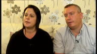 Chloe Johnson drowning accident Witness describes scene Sarah Thompson and Tony Johnson interview continues SOT