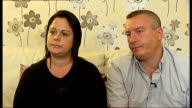 Chloe Johnson drowning accident Witness describes scene London Forest Hill Sarah Thompson and Tony Johnson