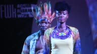 Accra launches its fashion week to showcase the works of designers from across Africa
