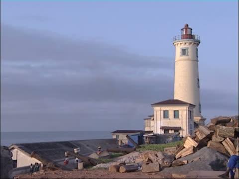 Accra lighthouse. Ghana, West Africa.